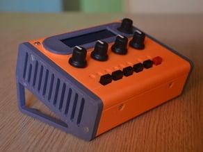 Mutable Instruments Shruthi-1 Synthesizer Printable Case