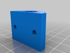 Parametric Y Plate Bushings, IGUS Style, for Prusa I3, and variants with Solidworks 2014 source
