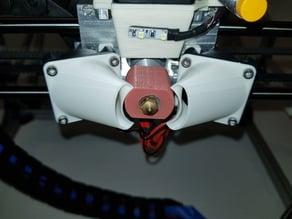 Sparkcube XL Big Booster Fan Duct for 40mm Fan