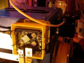 NanoPI M1 case with screwmounting