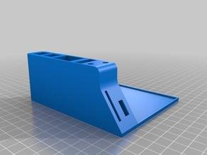 Tool station for 3D printer
