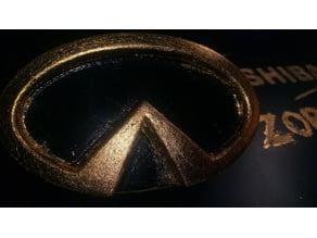 infinity I35 grill emblem