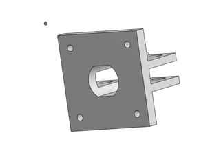 Motor Mount for R/C airplanes