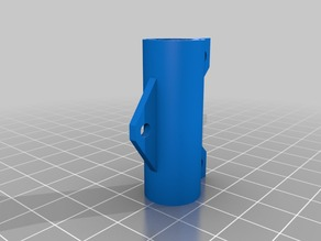 X and Y bushings for Hypercube