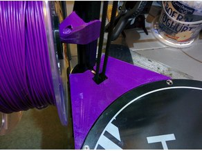 K280 Korners (for 310mm bed and 360mm extrusion Kossel deltas)