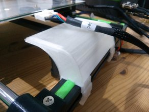 Anet E10 Y-Axis Motor Cover