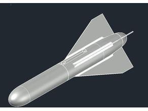AGM-62 WALLEYE for Freewing F-4 Phantom