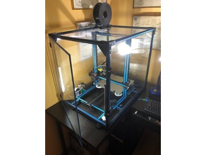 Enclosure for Creality CR-10
