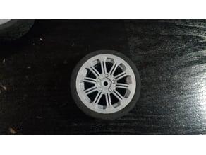 1/10 RC Racing wheel / Roue Racing