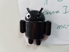 Tiny Android magnet