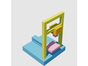 Toy 3D-printer V.1