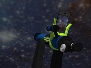 Programable Telescope Spotter, Star Finder