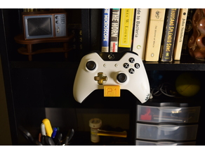 Xbox One controller holder