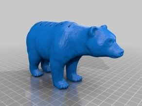 Bear SD Card Holder
