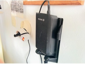 Wall Holster for Bosch eBike Battery Charger 36-4