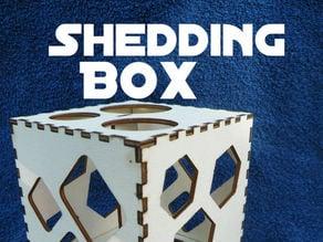 Snake Shedding Box