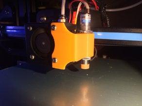 Creality CR7 Induction sensor mount