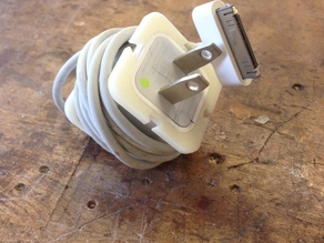 iPhone Charger Cord Wrap