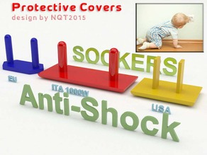 Anti Shock / Protective Socker for kids by NQT2015