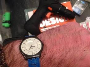 Swatch straps :-)