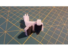 Wanhao D6 (Maker Ultimate) Filament Guide, Cleaner & Lubricator