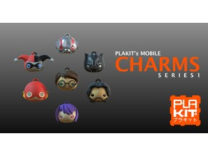 PlaKit's Mobile Charms Series 1 [UPDATED]