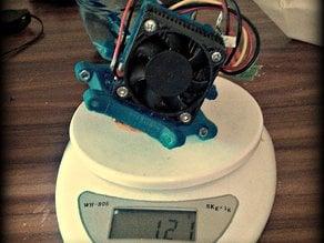 MK7/QU-BD hotend mount for deltabot V2