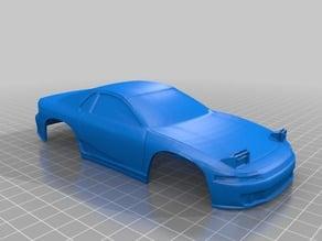 XMODS Mitsubishi 3000GT Body Shell
