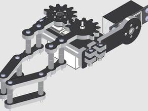 inex SM-Gripper-XT for Robo-Creator XT