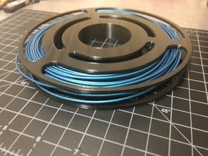 Sample filament spool