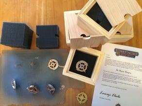 Starfinder Society Medallion