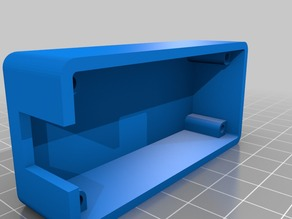 Enclosure for 30x70mm perfboard (pcbway)
