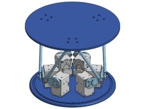 ROBOTIS OpenManipulator Stewart