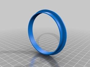 Hub centric ring