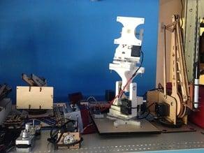 MarginallyClever/UBC modular robot arm prototype