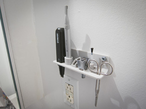 Nose Hair Trimmer Rack