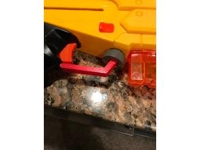 Nerf Longshot trigger guard/ mag release