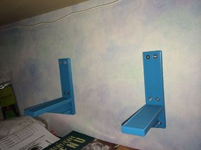 Shelf for wrap dispenser