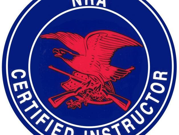 nra certified instructor logo by ukcat thingiverse rh thingiverse com nera logistics nra logo vector