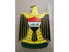 Iraq Republican Eagle