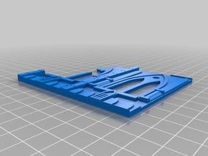 Modular Terrain System - Basilica easy print