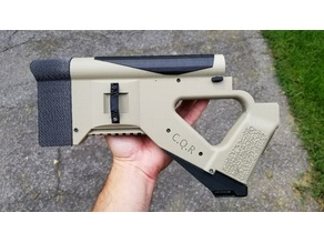Hera CQR Stock for AEG Airsoft