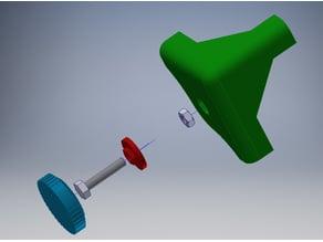 Pied pour Makerbot Replicator 2