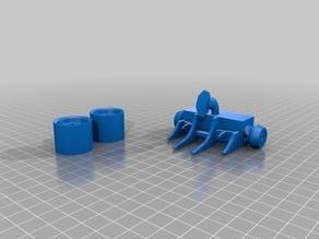 Battle Bots Skorpios (Movable wheels Robot)