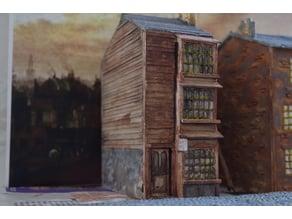 Ripper's London - Wooden Building / Shop