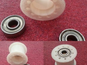 Idler Pulley 25mm