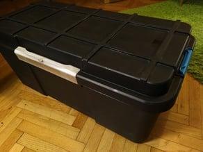 replacement part for scuba box