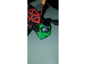 back antenna mount LEACO RC Alien RR5