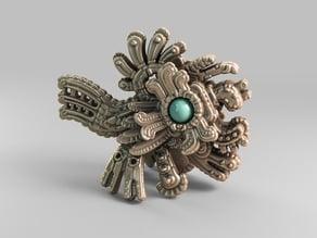Aztec magic bird (LQ version)