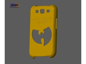 Wu-Tang Samsung Galaxy S3 Case
